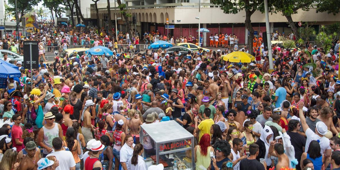 Carnival Bands Parade