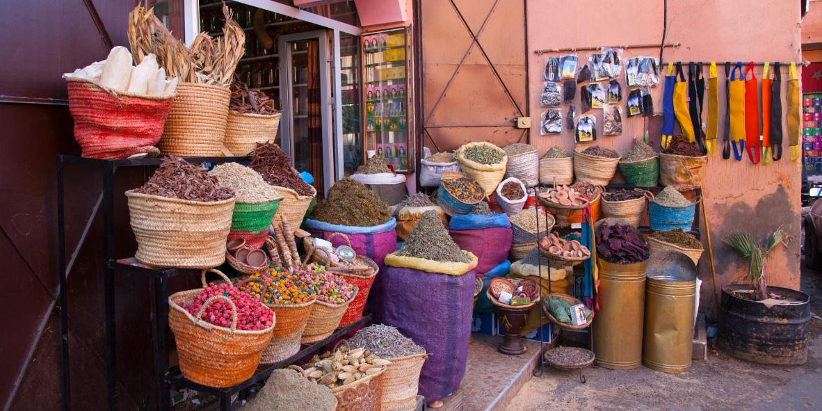 Mellah Market