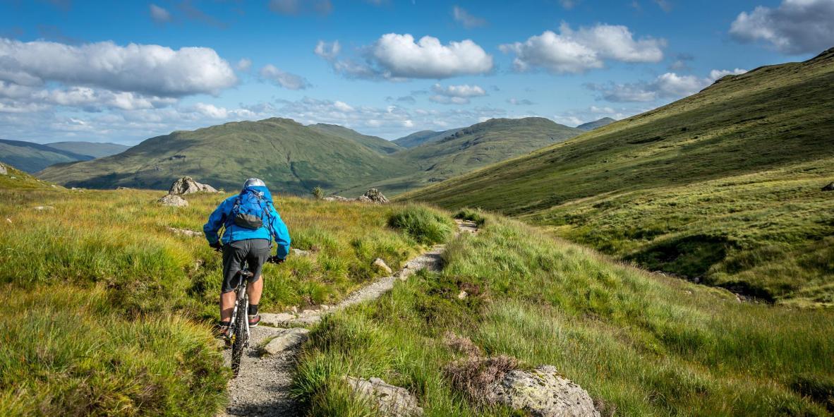 Radtour auf den Hebriden