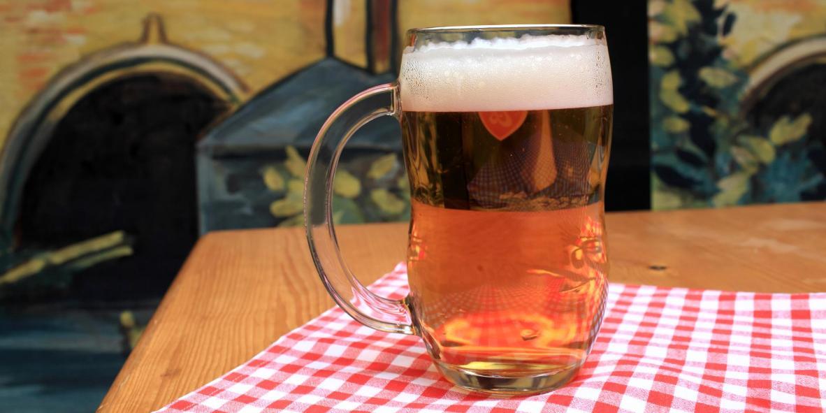The Beer Festival at Prague Castle