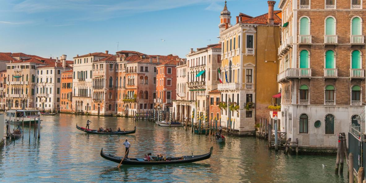 Grand Canal Views