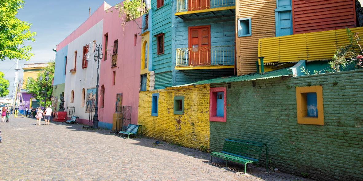 La Boca Neighborhood