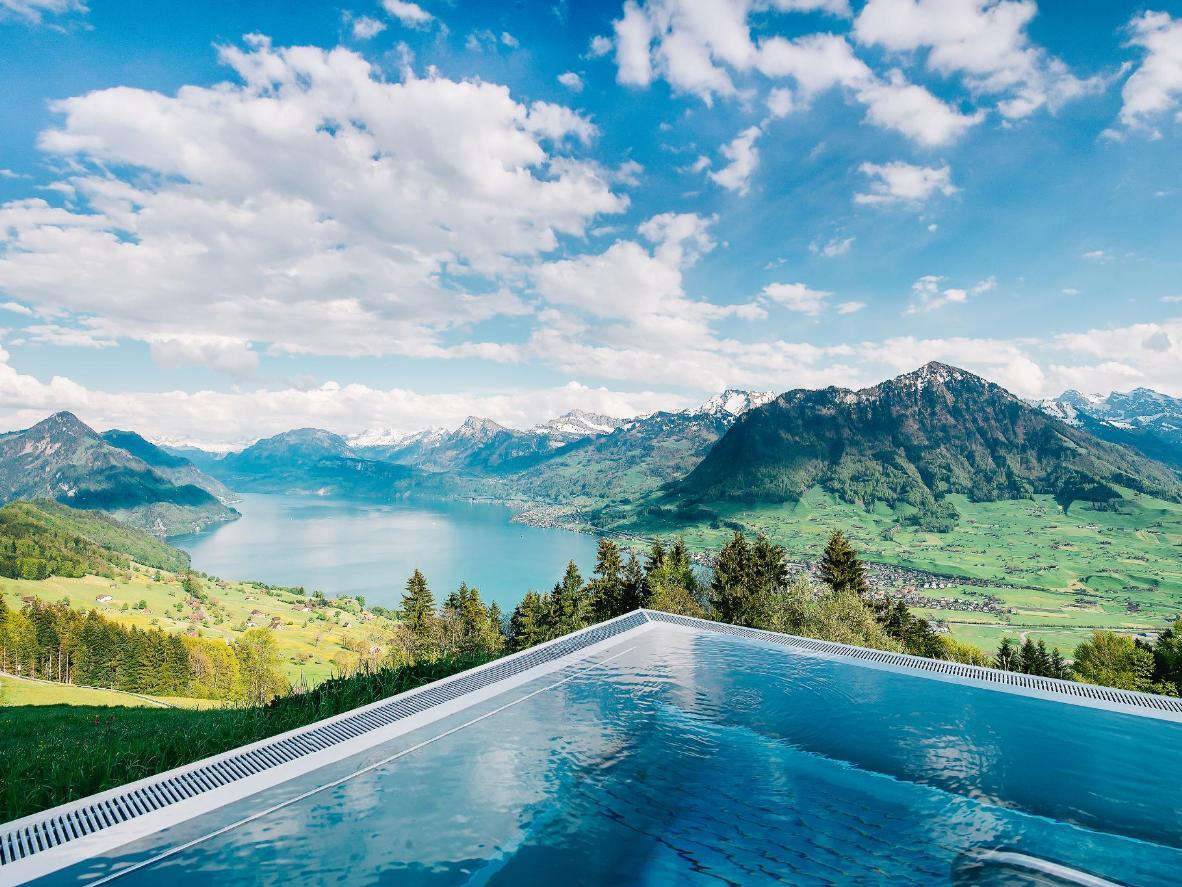 Hotel Villa Honegg, Suiza