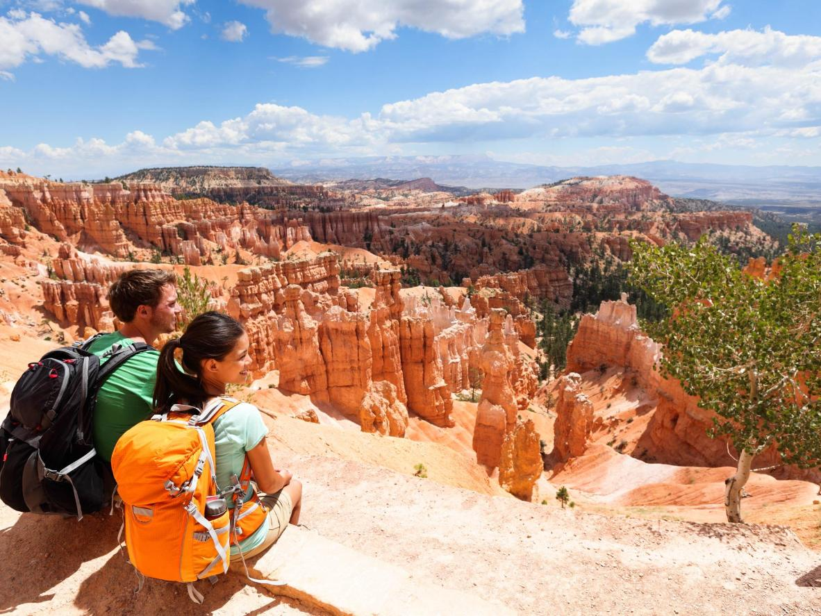 De excursión por el Bryce Canyon