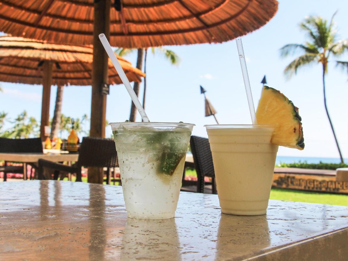 Uma mistura cremosa de coco que é a cara da sua terra natal tropical, Porto Rico