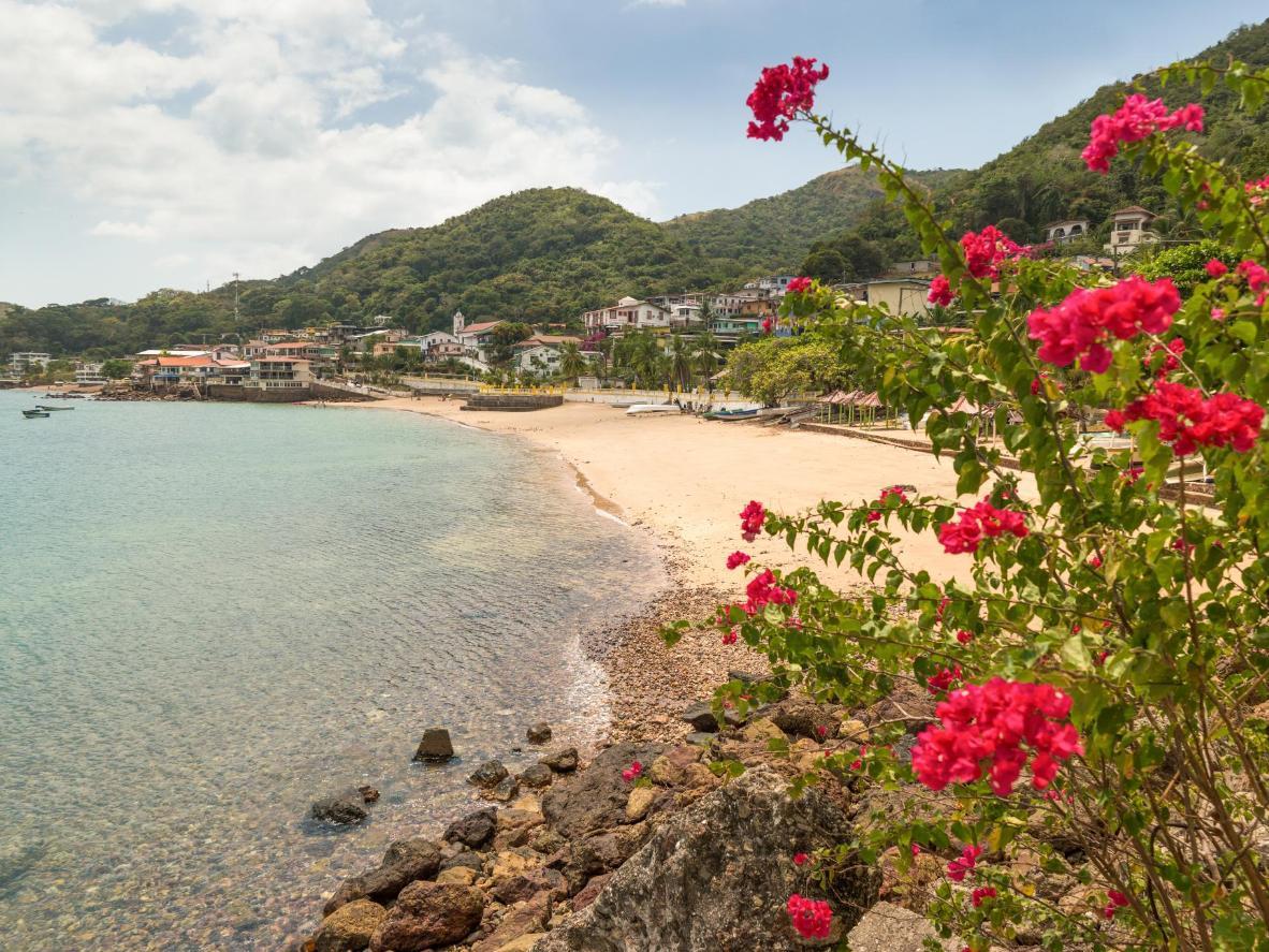 Taboga também é conhecida como a 'Ilha das Flores'