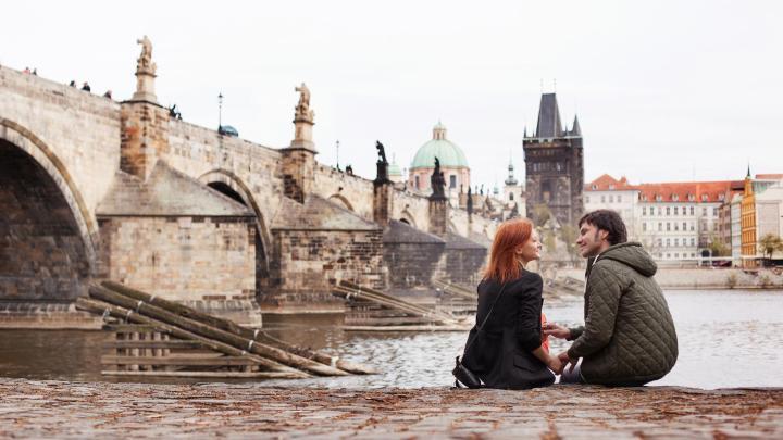 Encontre o melhor de Praga para romance