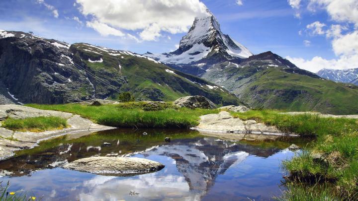 Find the best mountains in Zermatt