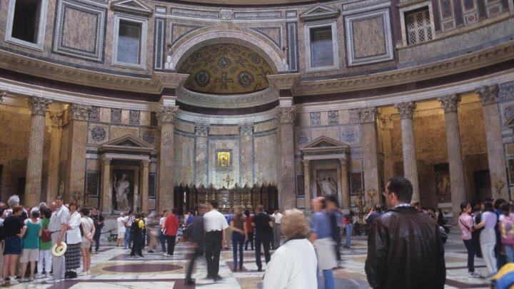 Encontre o melhor de Roma para cultura