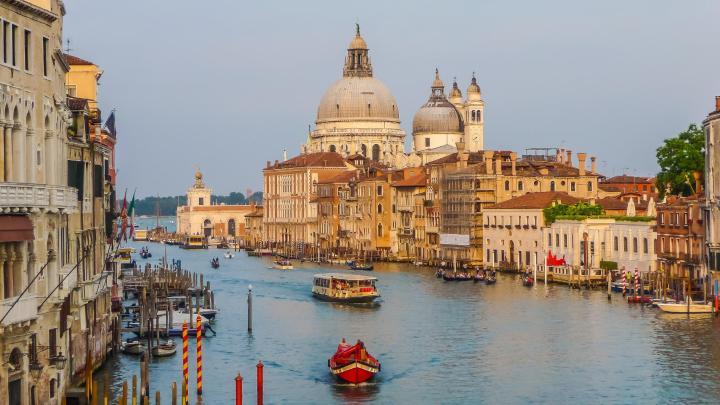 Encontre o melhor de Veneza para romance
