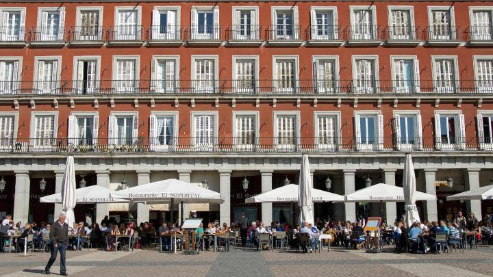 Encontre o melhor de Madri para cultura