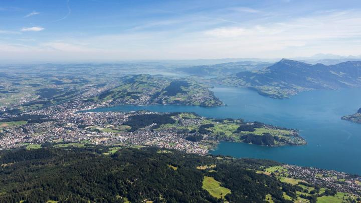 Find the best lakes in Lucerne