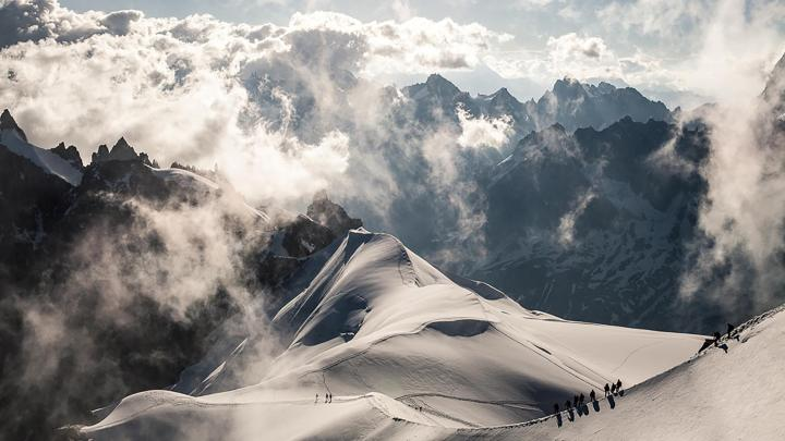 Find the best mountains in Chamonix-Mont-Blanc