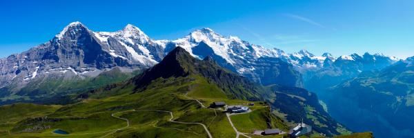 Grindelwald Hotels, Accommodation in Switzerland