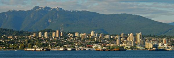 North Vancouver Hotels, Accommodation in British Columbia