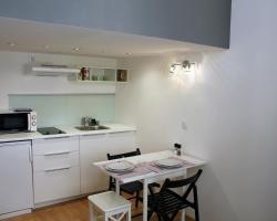 Studio tout confort Aix Rotonde