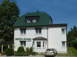 Hotel Melanie garni, Ilmenau