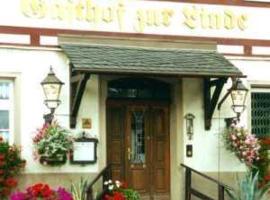 Hotel Gasthof zur Linde, Weißbach
