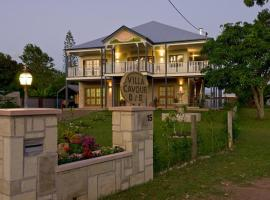 Villa Cavour Bed and Breakfast, Hervey Bay