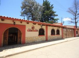 Hotel Santo Tomás México San Cristóbal de las Casas, San Cristóbal de Las Casas