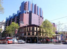 Paramount Apartments Melbourne