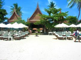 White House Beach Resort And Spa, Praia de Choeng Mon