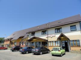 Viktoria Hotel, Obroshino