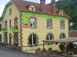 Hotel Restaurant Du Haut Du Roc, Basse-sur-le-Rupt