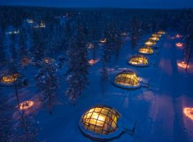 Kakslauttanen Arctic Resort - Igloos and Chalets, Saariselka