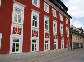Hotel zum Heiligen Geist, Mariazell