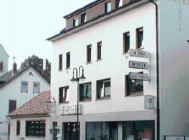 Hotel Matthäus, Offenbach