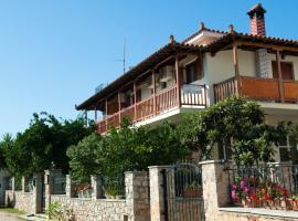 Pansion Matoula, Skiathos by
