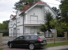 Kentaur Apartmanház, Siófok