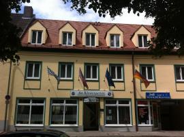 Am Klostergarten, Freisingas