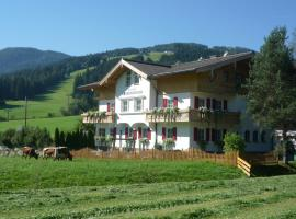 Aparthotel Dachsteinblick, Flachau