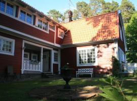 Villa Gräsdalen, Karlstad