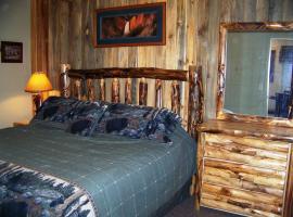Cozy Retreat, Gardiner