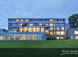 Hotel Heiden Swiss Quality, Heiden