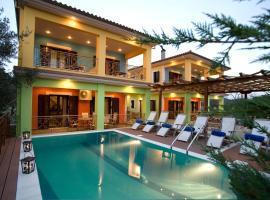Prestige Villas, Asprogerakata