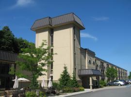 Hôtel Le Président, Sherbrooke