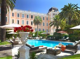 Hôtel l'Orangeraie, La Croix-Valmer