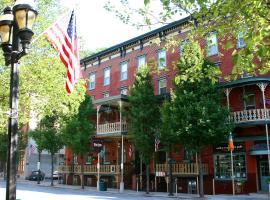 The Inn at Jim Thorpe, Jim Thorpe