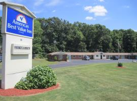 Americas Best Value Inn Middlefield