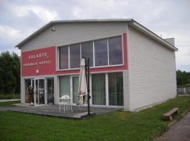 Valaste Guest house and Camping, Kohtla-Järve