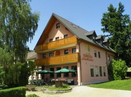 Landhotel Steigerwaldhaus, Burghaslach