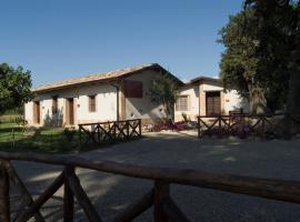 La Casa nella Prateria, Altomonte