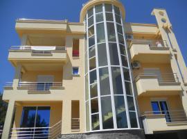 Kopernikus Apartments, Ulcinj