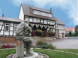 Gast- und Pensionhaus Zur Linde, Nienhagen