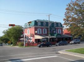 Auberge Resto Pub le St-Gab, Saint-Gabriel-de-Brandon