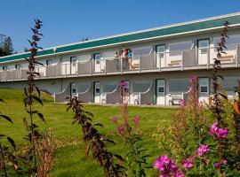 Ocean Shores Motel, Homer